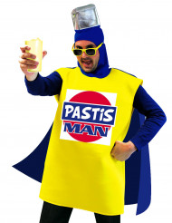 Kostuum van Pastis Man voor volwassenen