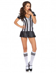 Sexy scheidsrechter outfit voor dames