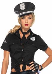 Politie agente hemd voor dames
