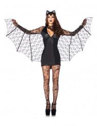 Vleermuis kostuum voor dames