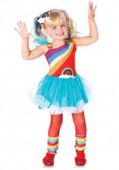 Magische regenboog outfit voor meisjes