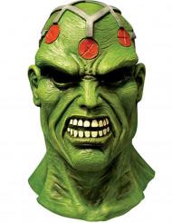 Volledig latex masker van Brainiac™