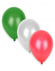 Set van 12 Italiaanse ballonnen voor supporters