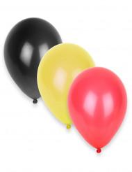 12 supporter ballonnen België of Duitsland