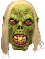 Groen zombiemasker