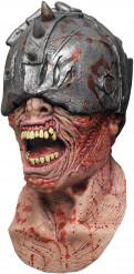 Zombie vechter masker voor volwassenen