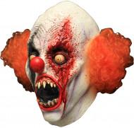 Griezelig clown masker voor volwassenen