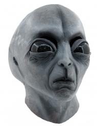 Volledig Alien Zone 51 masker voor volwassenen