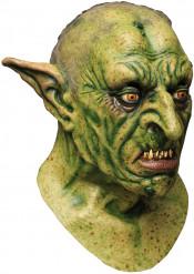 Groen gnoom masker voor volwassenen