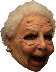 Luxe 3/4 oma masker voor volwassenen