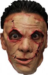 Gehecht seriemoordenaar masker