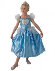 Blauwe Assepoester ™ Deluxe jurk voor meisjes