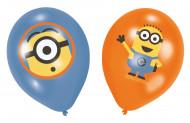 6 ballonnen Minions ™ Despicable Me ™