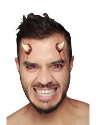 Nep duivel hoorntjes voor volwassenen Halloween
