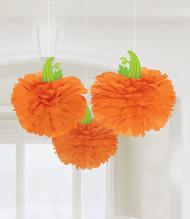 Set pompoen lantaarns Halloween