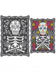 Dia de los muertos decoratie