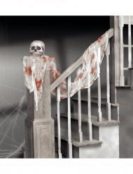 Bloedige laken voor Halloween