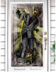 Zombie deurversiering