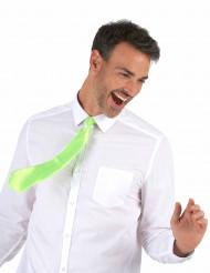 Groene stropdas voor volwassenen