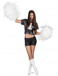 Cheerleader tee shirt voor vrouwen