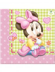 Set van papieren servetten Minnie™