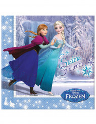 Set van Frozen™ servetten