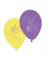 8 Tinkerbell ™ ballonnen