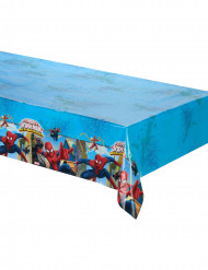 Plastic Spiderman™ tafelkleed 120 x 180 cm