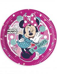 8 borden van Minnie™ 23 cm