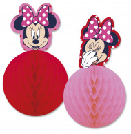 Set 2 Minnie™ decoraties