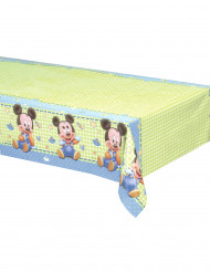 Plastic Baby Mickey™ tafelkleed 120 x 180 cm