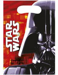 6 feestzakjes Darth Vader Star Wars™
