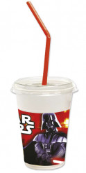 12 Star Wars™ milkshake bekers