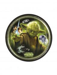 8 Star Wars™ borden 20 cm