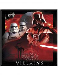 20 Papieren servetten Star Wars™
