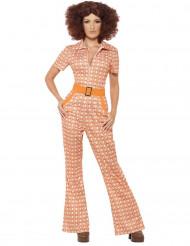 Chique jaren 70 kostuum voor vrouwen