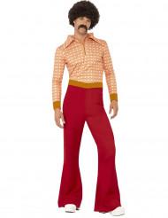 Chique jaren 70 discokostuum voor mannen