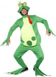 Kikker outfit voor volwassenen