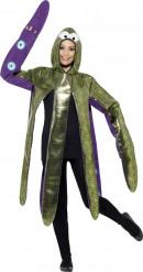 Octopus verkleed pak voor volwassenen