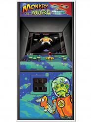 Deurversiering Arcade Game jaren 80