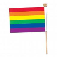 Veelkleurige vlag