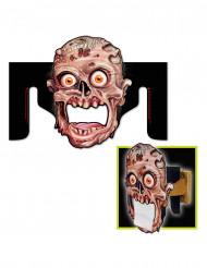 Zombie wc rolhouder versiering Halloween