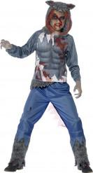 Halloween weerwolf kostuum voor jongens