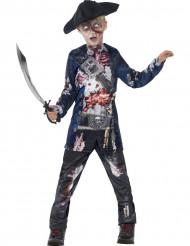 Zombie piraten kostuum voor jongens