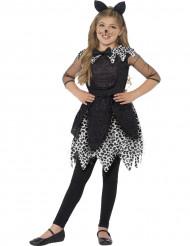 Luipaard katten kostuum voor meisjes