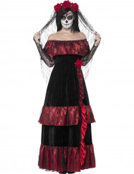 Mexicaanse bruid Halloween kostuum voor vrouwen