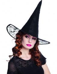 Puntige heksen hoed voor volwassenen Halloween