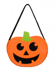 Halloween pompoen tas
