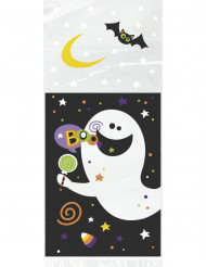 20 plastic zakjes Happy Halloween