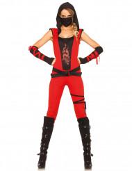 Ninjakostuum voor vrouwen